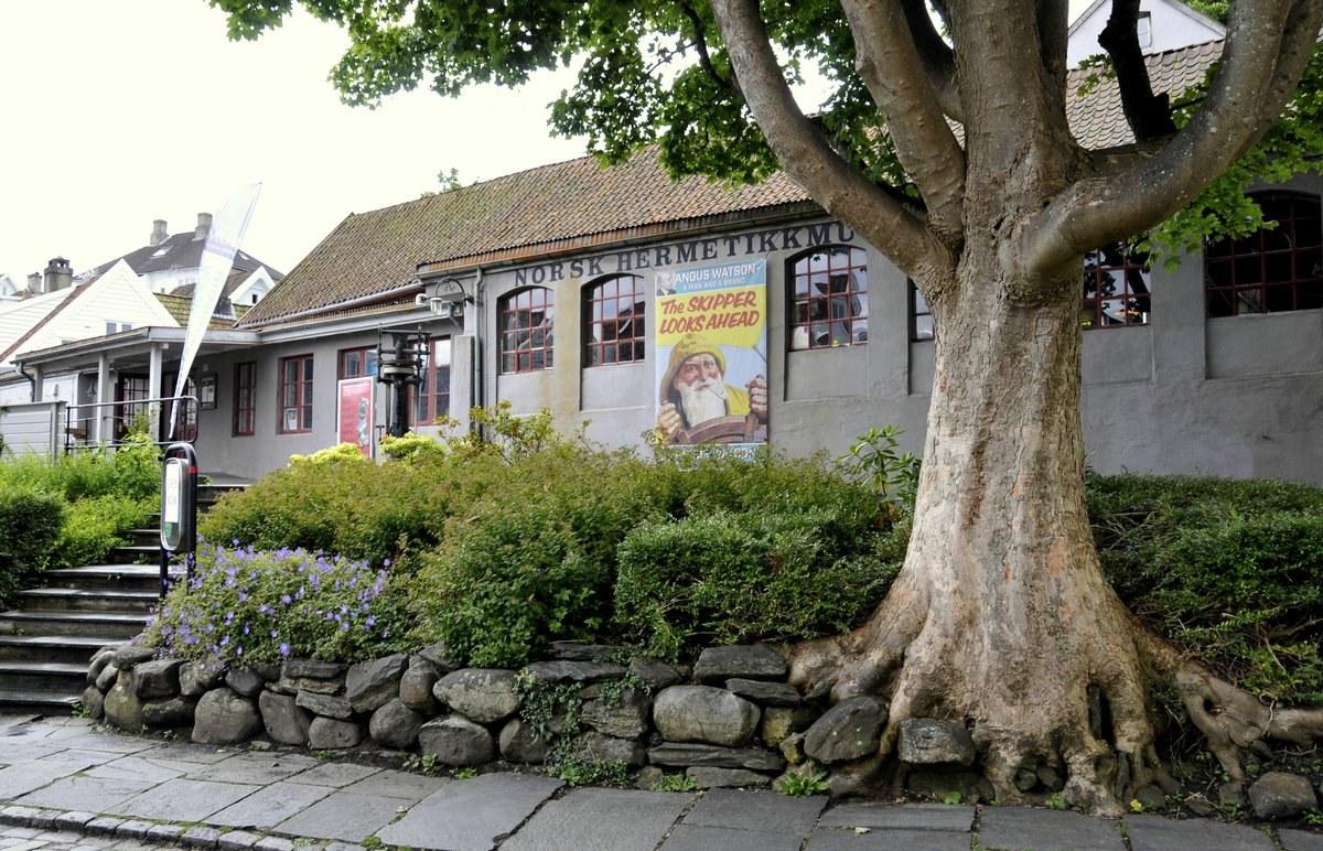 Norsk Hermetikkmuseum i Stavanger