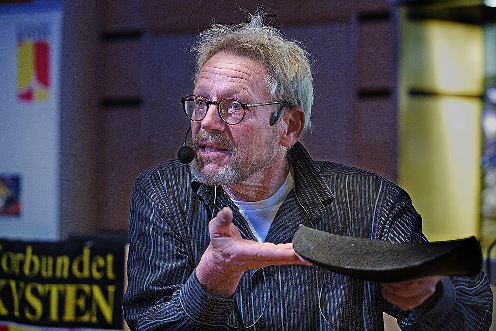 Thomas Højrup fra Københavns Universitet