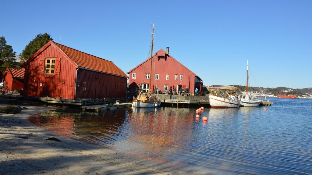 Bragdøya kystkultursenter