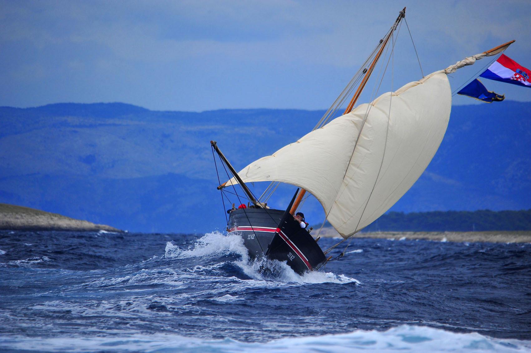 Kroatisk bruksbåt