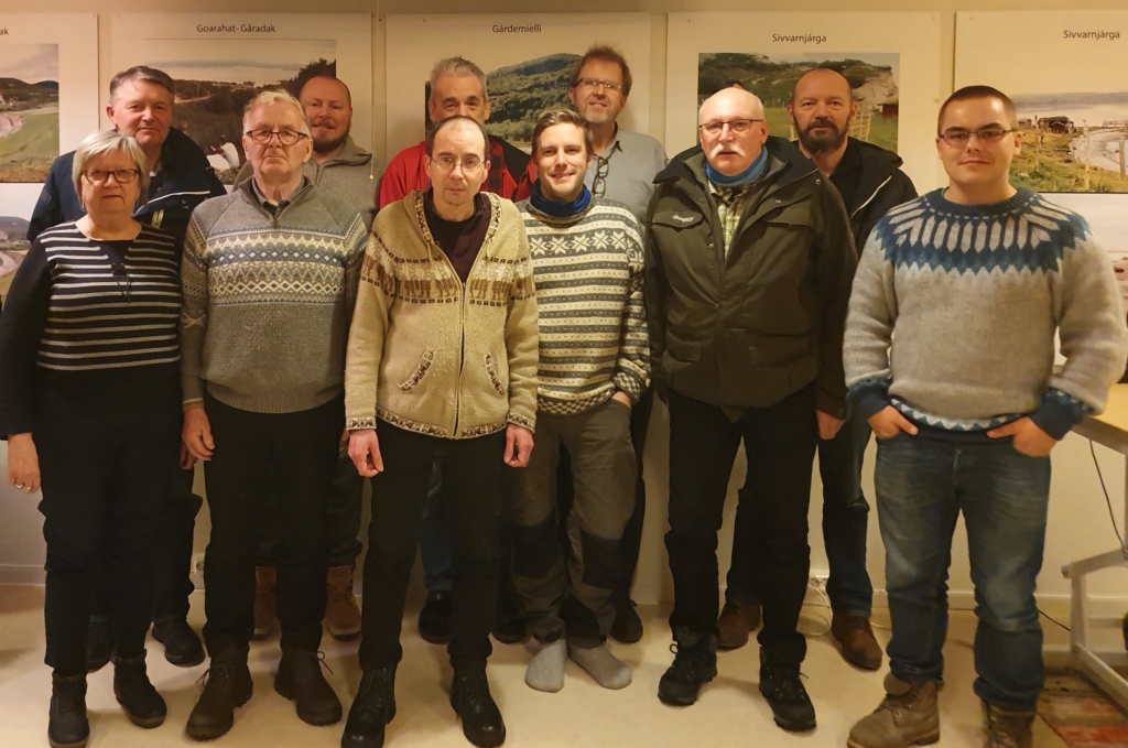 Interrimstyret ledes av Thomas Hansen (til høyre), som er mannen bak initiativet. Foto: Irina Lavrinenko Friis-Olsen.