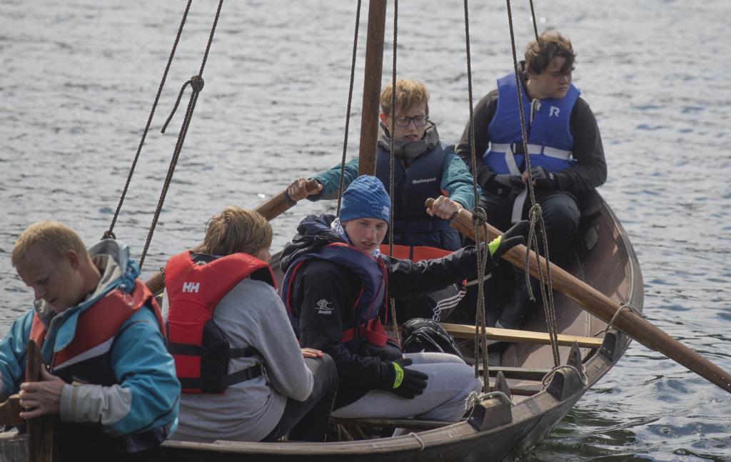 Vil kystlaget engasjere ungdom i kystfriluftsliv og kystkultur? Søk aktivitetsstøtte innen 1. juni. Foto: Roy A. Nilsen