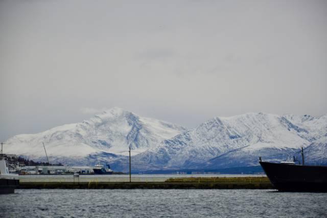 Nydelig i Tromsø!