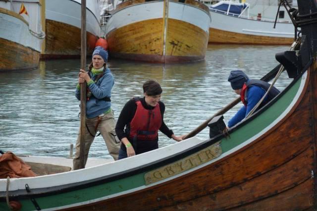 Nå tilpasses regelverket bedre til vår virksomhet på sjøen. Foto: Tuva Løkse