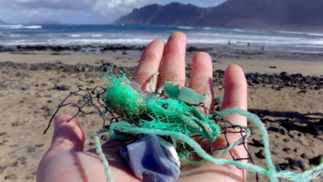 Plast på avveie. Foto: Malin Jacob