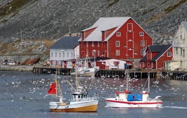 Vil du tilbringe noen dager her i sommer? Foto: Leif Yngve Wallenius