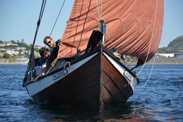 Vi håper å snart kunne være i samme båt igjen! Foto: Tuva Løkse