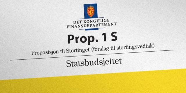 Statsbudsjettet 2022