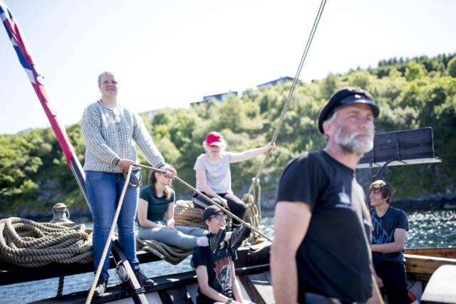 Kystlagene samler folk til lands. Nå må mye avlyses. Foto: Sveinung Ystad
