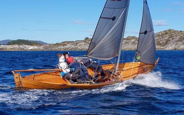 Lær å seile oselver i sommer! Foto: Petter Strømme